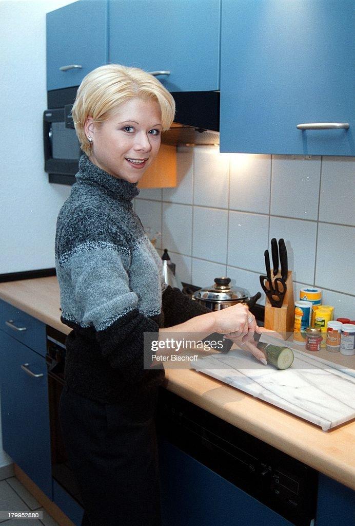 tanja szewczenko, homestory, dortmund,;küche, kochen, gurke, ess