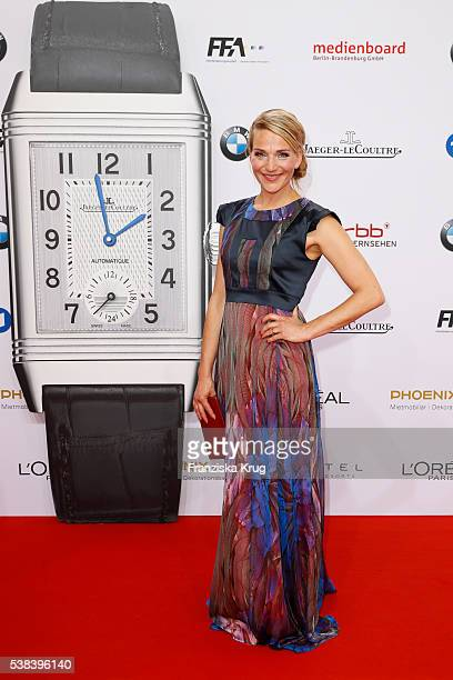 Tanja Wedhorn during the Lola German Film Award 2016 on May 27 2016 in Berlin Germany