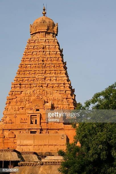 Tanjore Brihadishvara temple The Big Temple