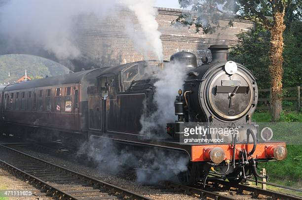 Tank Engine in Steam