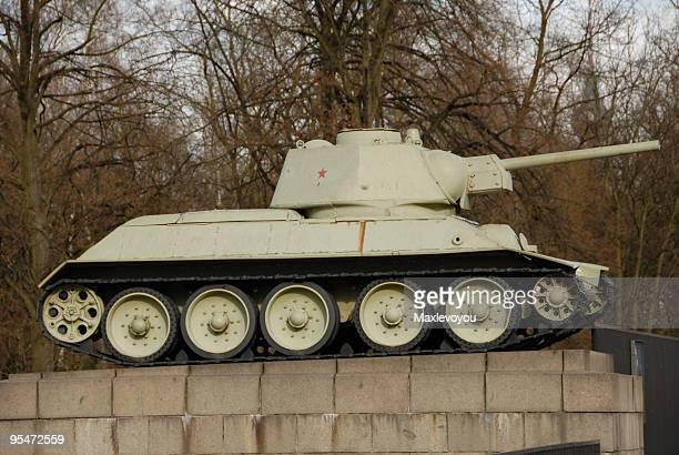 Tank in Berlin