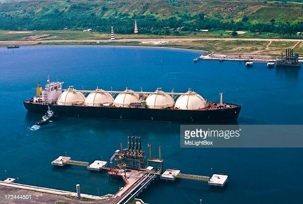 LNG Tanker, Oil Industry