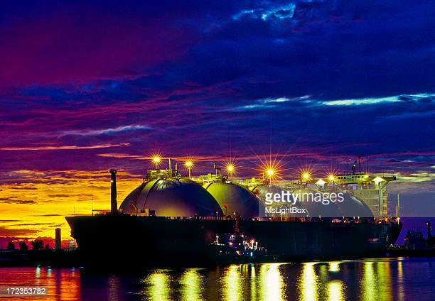 LNG Tanker,Oil Industry