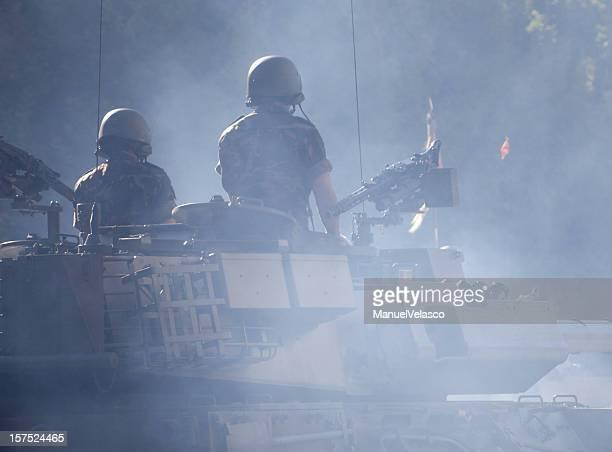 Tank's crew