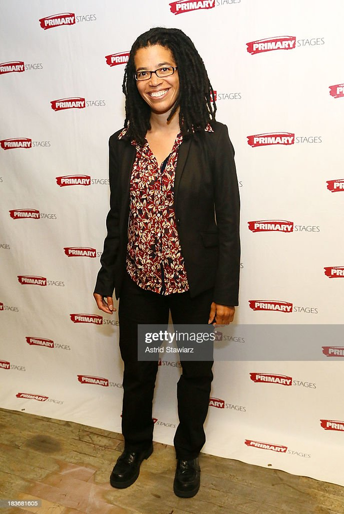 Tanya Barfield attends the 'Bronx Bombers' opening night after Party at West Bank Cafe on October 8, 2013 in New York City.