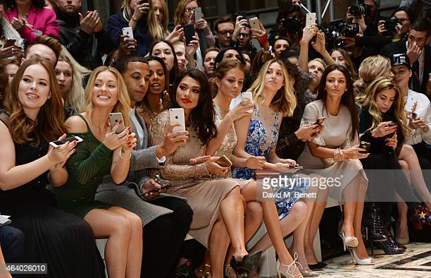Tanya Burr Alexa Goddard Marvin Humes Rochelle Humes Vanessa White Millie Mackintosh Whitney Port Ella Eyre Michelle Keegan Chelsea Leyland Portia...