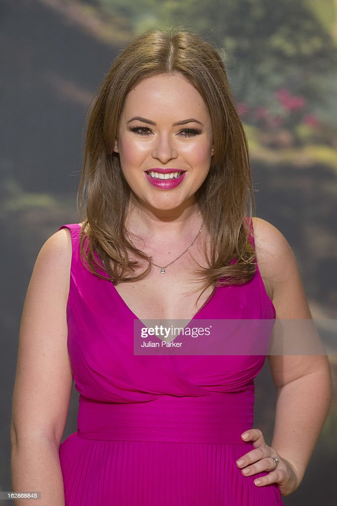 Tanya Burr attends the European Premiere of 'Oz: The Great and Powerful', at the Empire Leicester Square on February 28, 2013 in London, England.