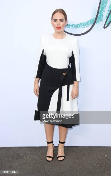 Tanya Burr attends The Serpentine Galleries Summer Party at The Serpentine Gallery on June 28 2017 in London England