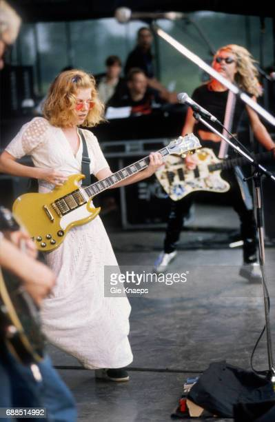 Tanya Donelly Gail Greenwood Belly Torhout/Werchter Festival Werchter Belgium
