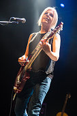 Tanya Donelly of Belly performs at O2 Forum Kentish Town on July 21 2016 in London England