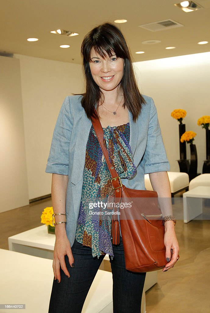 Tanya Gill attends Saks Fifth Avenue presents Peter Pilotto at Saks Fifth Avenue Beverly Hills on April 12, 2013 in Beverly Hills, California.