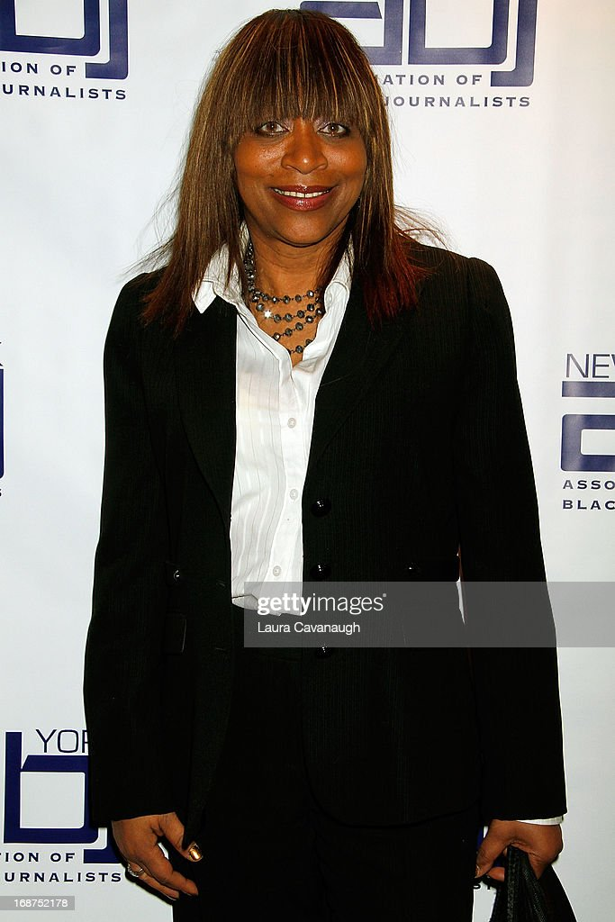 Tanya Phillips attends the 2013 New York Association Of Black Journalists Gala at the Time-Life Building on May 14, 2013 in New York City.