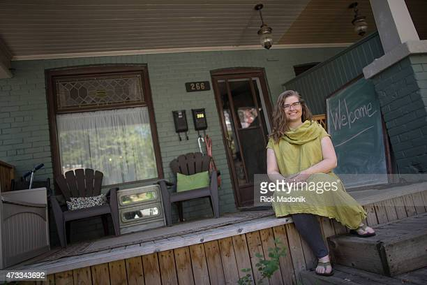 TORONTO MAY 14 Tanya Rosenberg has rented out her Air BnB house for three weeks this summer without using the PanAm Games as the hook Her English...