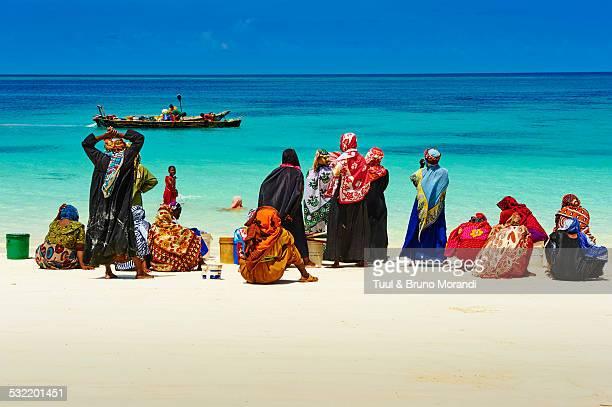 Tanzania, Zanzibar island, Unguja, Nungwi beach