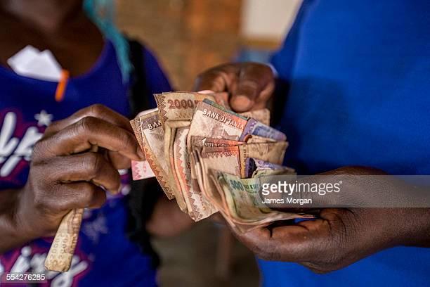 Tanzanian banknotes