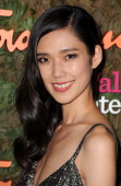 Tao Okamoto arrives at the Wallis Annenberg Center For The Performing Arts Inaugural Gala at Wallis Annenberg Center for the Performing Arts on...