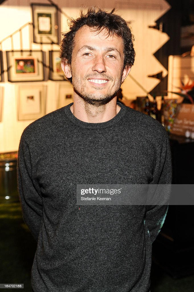 Tao Ruspoli attends TOMS And Haitian Activist Bryn Mooser Host A Private Event To Celebrate Haitian Culture at TOMS Flagship Store on March 26, 2013 in Venice, California.
