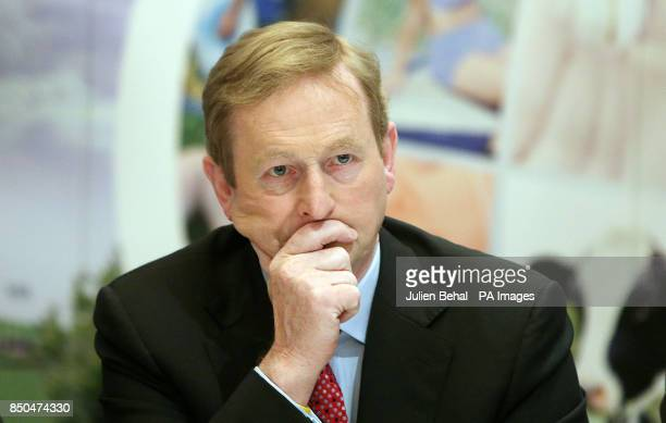 Taoiseach Enda Kenny at a press conference in the Westbury Hotel Dublin Kenny has insisted discussions on draft abortion legislation have not hit a...