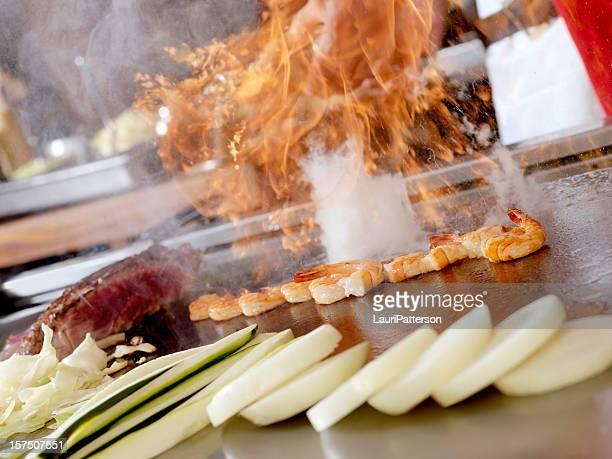 Tapanyaki 、日本の料理