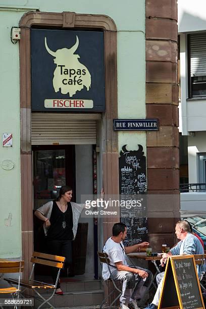 Tapas Bar, Rue Finkwiller