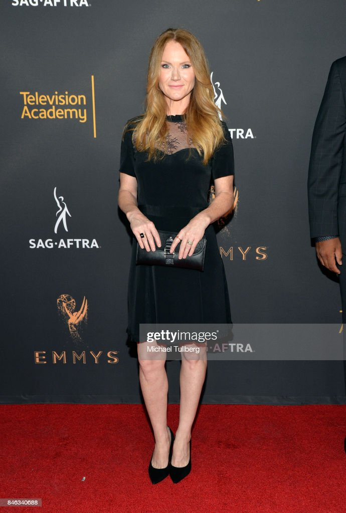 Tara Buck attends the Television Academy and SAG-AFTRA's 5th annual Dynamic and Diverse Celebration at Saban Media Center on September 12, 2017 in North Hollywood, California.