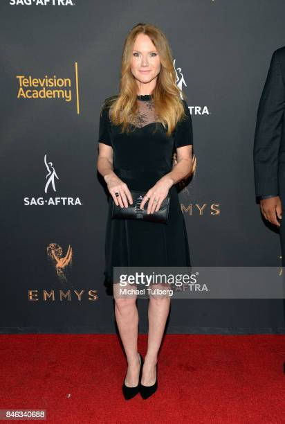 Tara Buck attends the Television Academy and SAGAFTRA's 5th annual Dynamic and Diverse Celebration at Saban Media Center on September 12 2017 in...