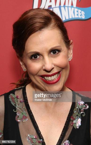 Tara Kelly attend the cast party for the Roundabout Theatre Company presents a OneNight Benefit Concert Reading of 'Damn Yankees' at the Stephen...