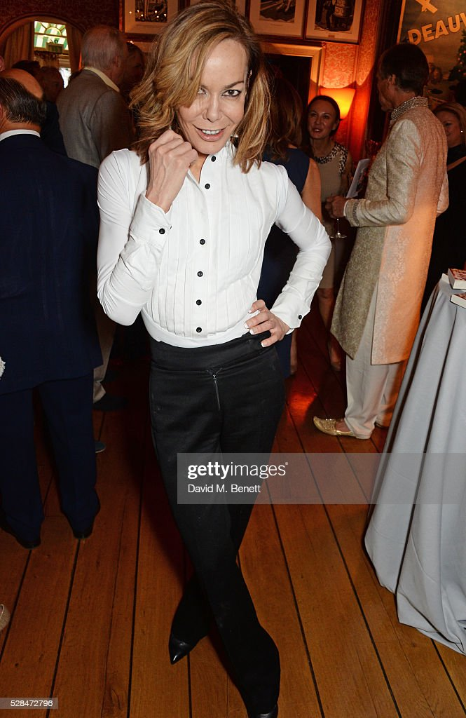 """The St. Tropez Lonely Hearts Club"" By Dame Joan Collins - Book Launch Party"