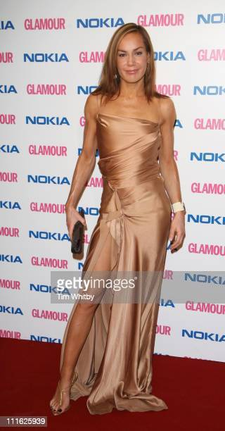 Tara Palmer Tomkinson during Glamour Women of the Year Awards 2006 Inside Arrivals at Berkeley Square in London Great Britain