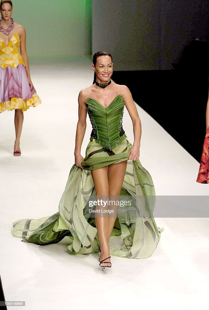 London Fashion Week Spring 2005 - Tristan Webber - Runway