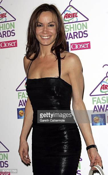 Tara Palmer Tompkinson attends the Ariel High Street Fashion Awards at the Natural History Museum on March 29 2006 in London England The inaugural...