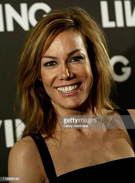 Tara Palmer Tompkinson attends the Living 2007 September Schedule Launch at Victoria House on September 19 2007 in London