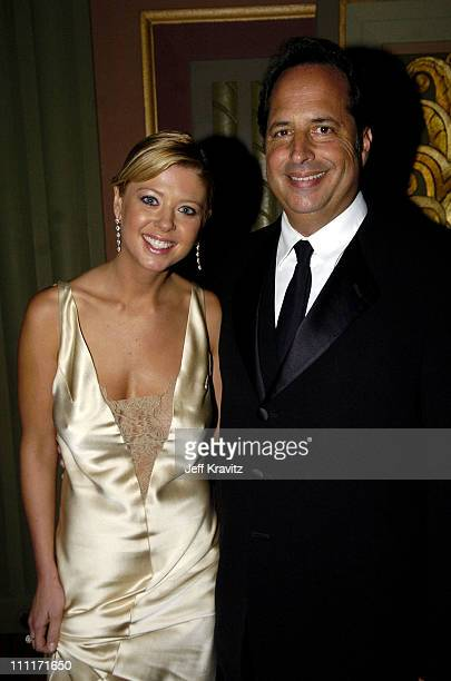 Tara Reid and Jon Lovitz during 10th Annual Critics' Choice Awards Audience and Backstage at Wiltern LG Theater in Los Angeles California United...