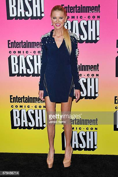Tara Reid arrives at Entertainment Weekly's Annual ComicCon Party at Float at Hard Rock Hotel San Diego on July 23 2016 in San Diego California