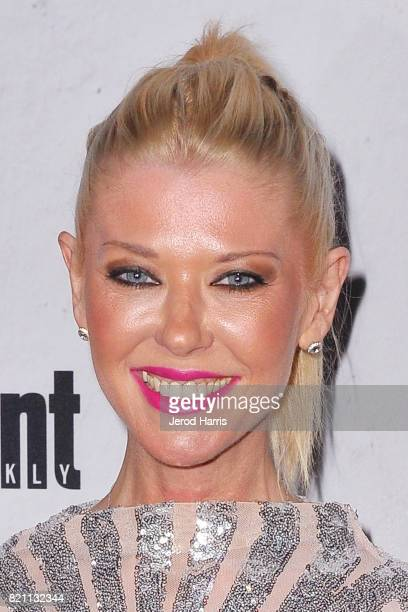 Tara Reid arrives at Entertainment Weekly's Annual ComicCon Party at Float at Hard Rock Hotel San Diego on July 22 2017 in San Diego California