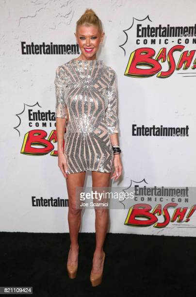 Tara Reid at Entertainment Weekly's annual ComicCon party in celebration of ComicCon 2017 at Float at Hard Rock Hotel San Diego on July 22 2017 in...