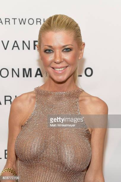 Tara Reid attends Art with a Cause on July 27 2017 in Los Angeles California