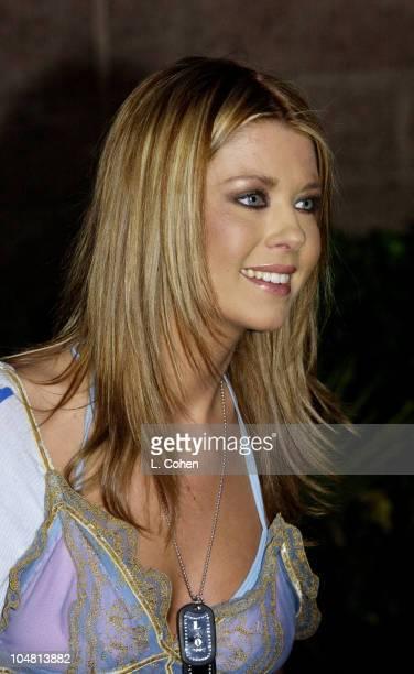 Tara Reid during 2002 Billboard Music Awards Arrivals at MGM Grand Arena in Las Vegas Nevada United States