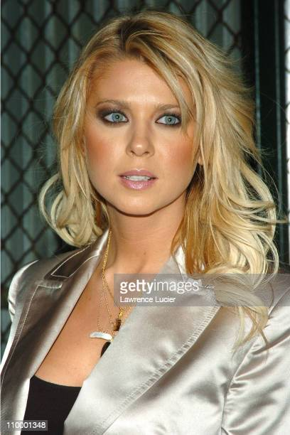 Tara Reid during Alone In The Dark Special Release Party Hosted by Tara Reid at QUO in New York City New York United States