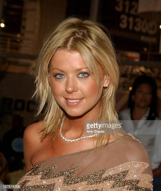 Tara Reid during Rocawear at MAGIC Convention in Las Vegas Day Two at Las Vegas Convention Center in Las Vegas Nevada