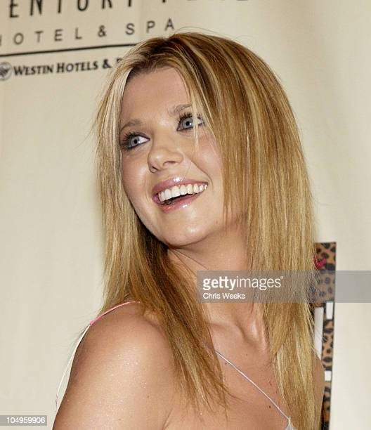 Tara Reid during The 10th Annual Race to Erase MS at The Century Plaza Hotel Spa in Century City California United States
