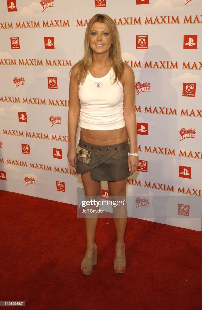 The Maxim Party at Super Bowl XXXVII