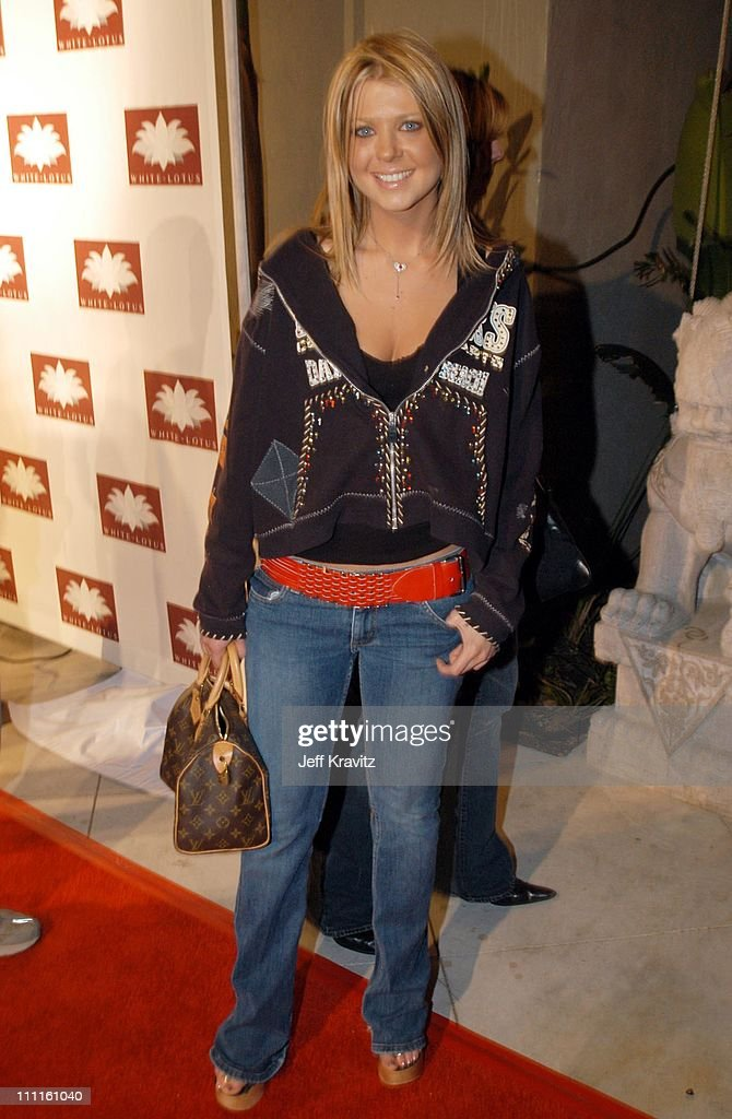 <a gi-track='captionPersonalityLinkClicked' href=/galleries/search?phrase=Tara+Reid&family=editorial&specificpeople=202160 ng-click='$event.stopPropagation()'>Tara Reid</a> during White Lotus Grand Opening at White Lotus in Hollywood, CA, United States.
