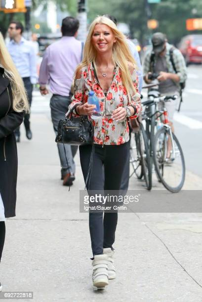 Tara Reid is seen on June 05 2017 in New York City