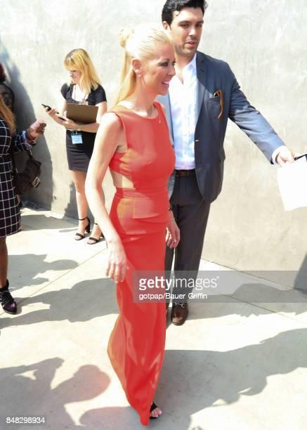 Tara Reid is seen on September 16 2017 in Los Angeles California