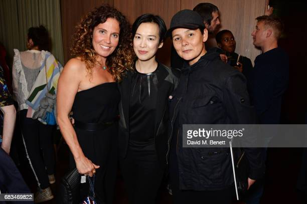 Tara Smith Rosey Chan and Sonja Nuttall attend '8 Years Of My Life' an intimate evening of music with Rosey Chan hosted by Rosey Chan and Client...