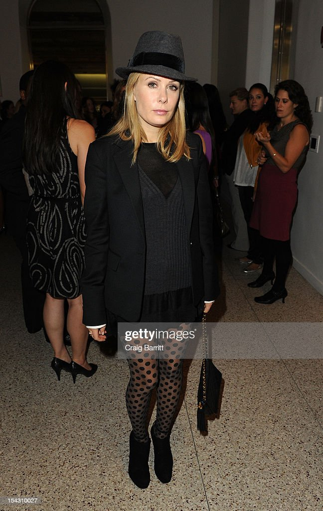 Tara Subkoff attend the GEMS Girls Like Us Benefit Gala hosted by Demi Moore And Rachel Lloyd at El Museo Del Barrio on October 17, 2012 in New York City.