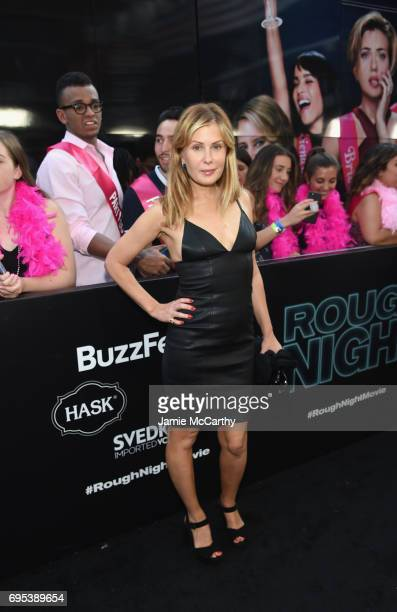 Tara Subkoff attends New York Premiere of Sony's ROUGH NIGHT presented by SVEDKA Vodka at AMC Lincoln Square Theater on June 12 2017 in New York City