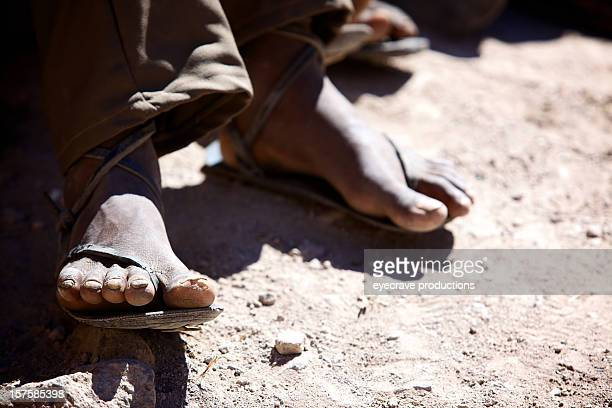 Kids Dirty Feet Stock Photos And Pictures Getty Images