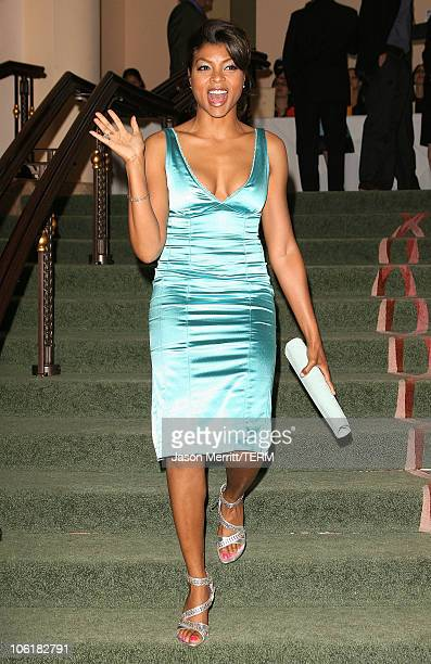 Taraji Henson during Love Light and Laughter to Lupus LA at Beverly Hills Hotel in Beverly Hills California United States